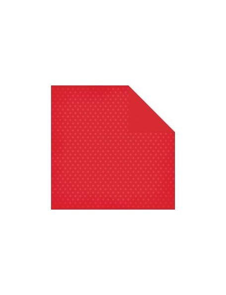 "Simple Stories - Homespun Cardstock de doble cara 12""X12"", no. 9 Simple Basic"
