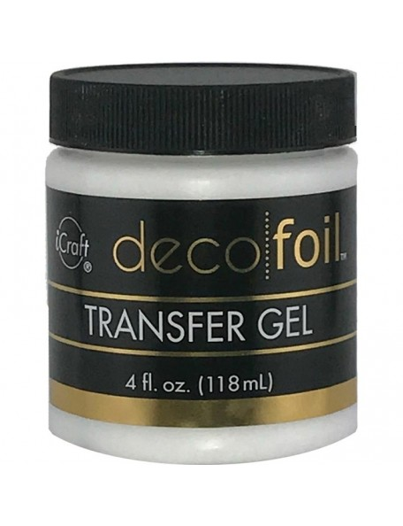 Thermoweb - iCraft Deco Foil Transfer Gel 4Fl oz