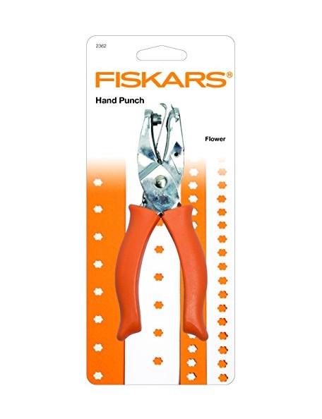 Fiskar Hand Punch, 1/4-Inch Flower