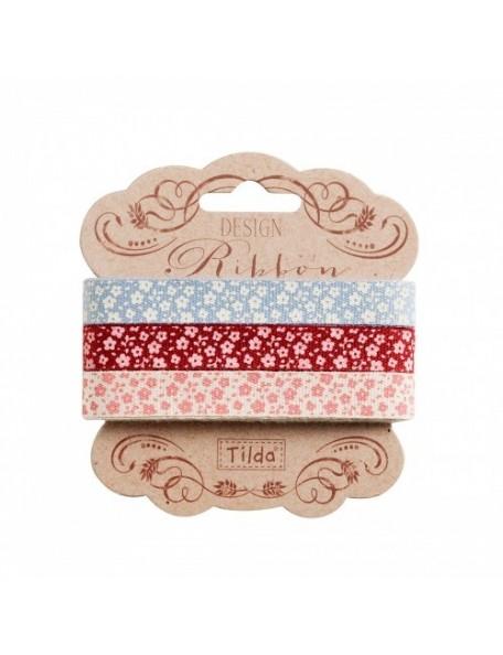 Tilda pack cintas decorativas Sweetheart 10 mm 3x2 mts.