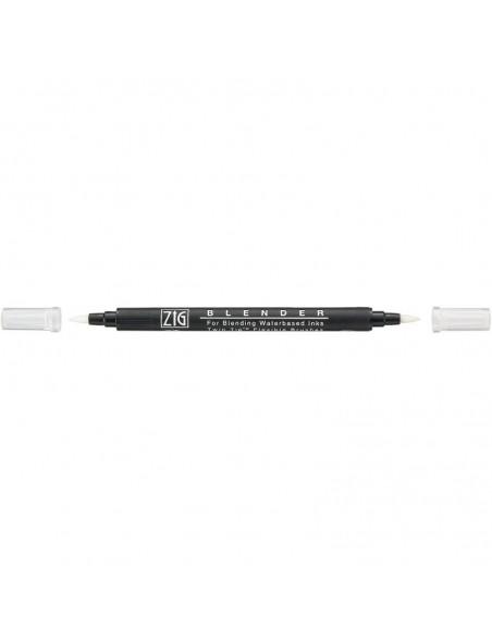 Zig Blender Twin Tip Marker Clear