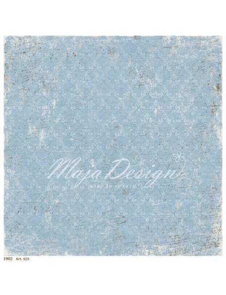 "Maja Design Vintage Summer Basics Cardstock de doble cara 12""x12"", 1902"