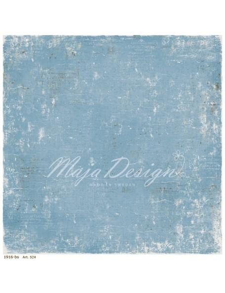 "Maja Design Vintage Summer Basics Cardstock de doble cara 12""x12"", 1916"