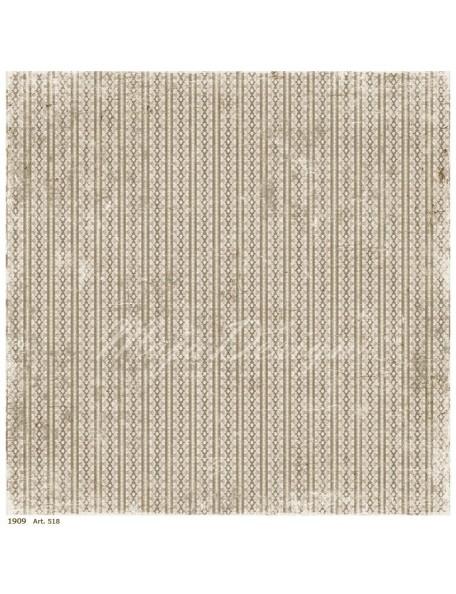 "Maja Design Vintage Summer Basics Cardstock de doble cara 12""x12"", 1909"
