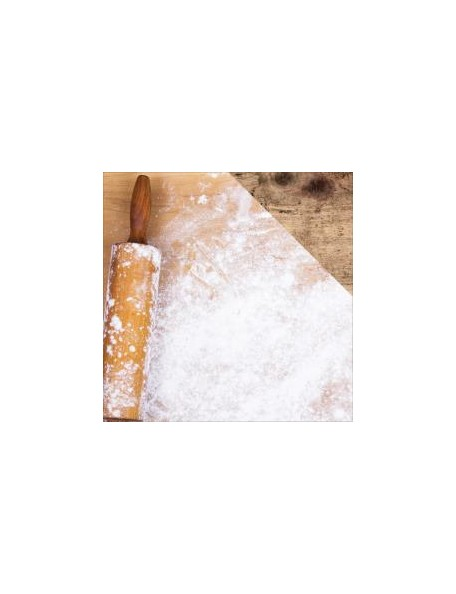 """Reminisce - In The Kitchen Cardstock de doble cara 12""""X12"""", Rolling Pin"""