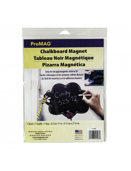 ProMag Chalkboard Magnet - Pizarra Magnética
