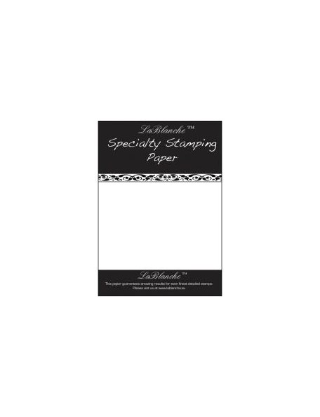 LaBlanche Thin Specialty Stamping Paper 20