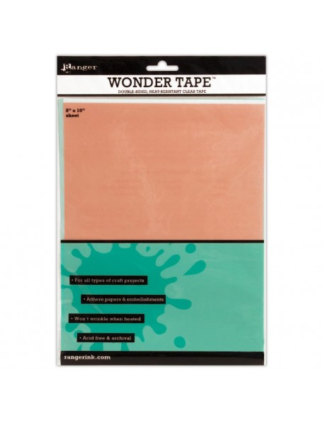 "Inkssentials Wonder Tape Sheet 8""X10"""