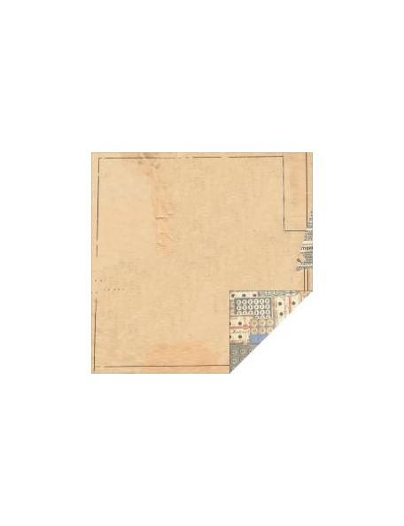 "Kaisercraft - Needle & Thread Papel de doble cara 12""X12"", Pattern"