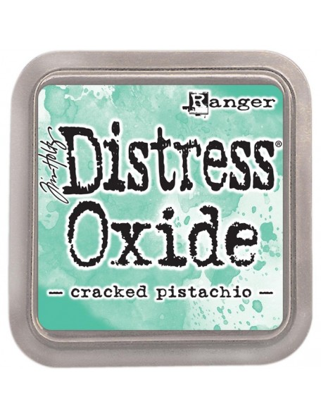 Tim Holtz Distress Oxides Ink Pad, Cracked Pistachio -Disponible Julio 2017-