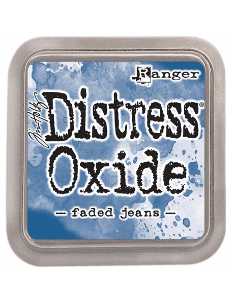 Tim Holtz Distress Oxides Ink Pad, Faded Jeans -Disponible Julio 2017-