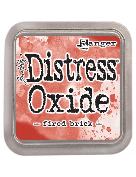 Tim Holtz Distress Oxides Ink Pad, Fired Brick -Disponible Julio 2017-
