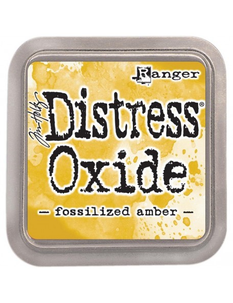 Tim Holtz Distress Oxides Ink Pad, Fossilized Amber -Disponible Julio 2017-