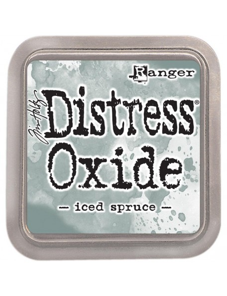 Tim Holtz Distress Oxides Ink Pad, Iced Spruce -Disponible Julio 2017-