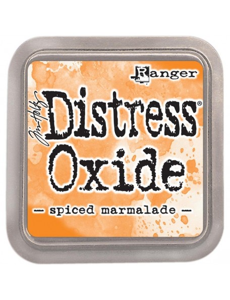Tim Holtz Distress Oxides Ink Pad, Spiced Marmalade -Disponible Julio 2017-