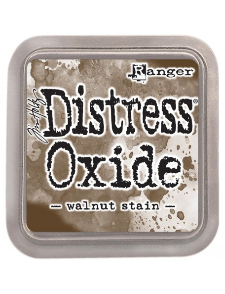 Tim Holtz Distress Oxides Ink Pad, Walnut Stain -Disponible Julio 2017-