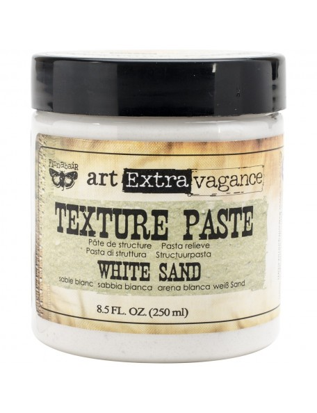 Prima Marketing - White Sand-Art Textur Paste 80.5