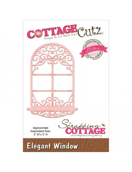 "CottageCutz Elites Die Wedding Cake 1.8""X3"""