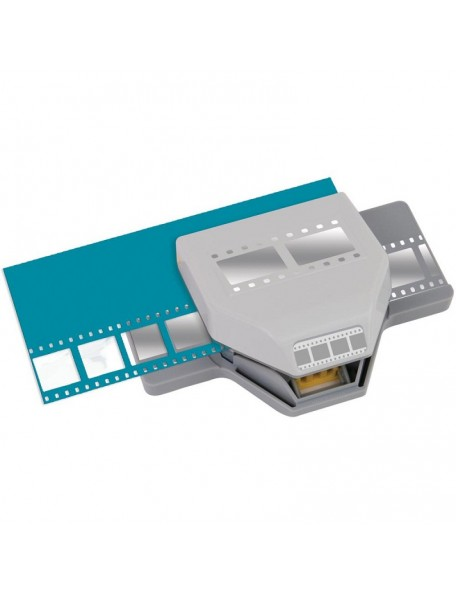 "Ek Success Large Edge Punch-Film Strip, 1.25""X2.5"""
