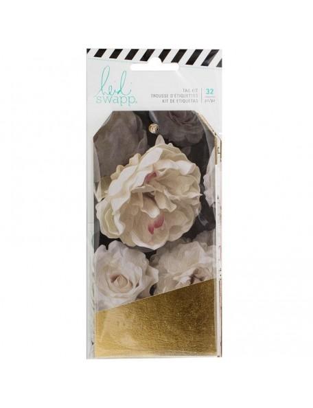Heidi Swapp Journal Envelopes 3, Magnolia Jane