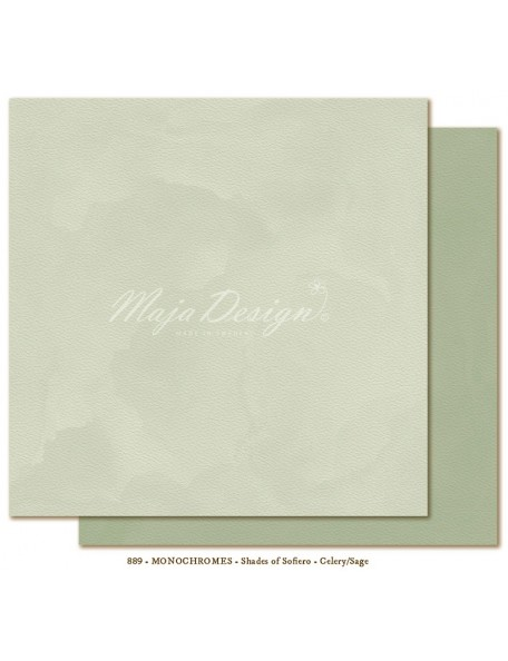 Maja Design Shades of Sofiero Monochromes Celery-Sage