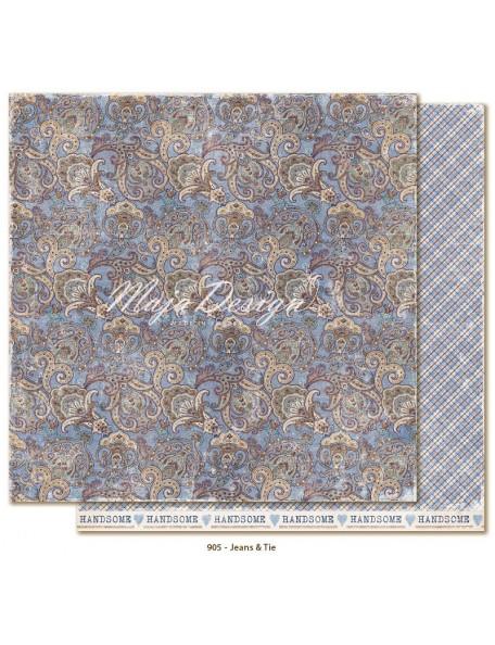 Maja Design Denim and Friends, Jeans&Tie