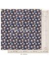"""Maja Design Denim and Friends Cardstock de doble cara 12""""X12"""", Gentleman"""