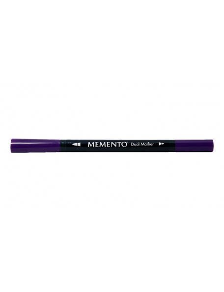 Memento Dual-Tip Marker-Grape Jelly