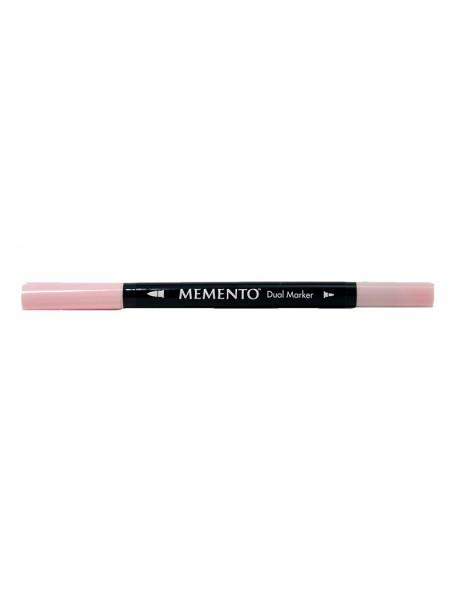 Memento Dual-Tip Marker-Angel Pink