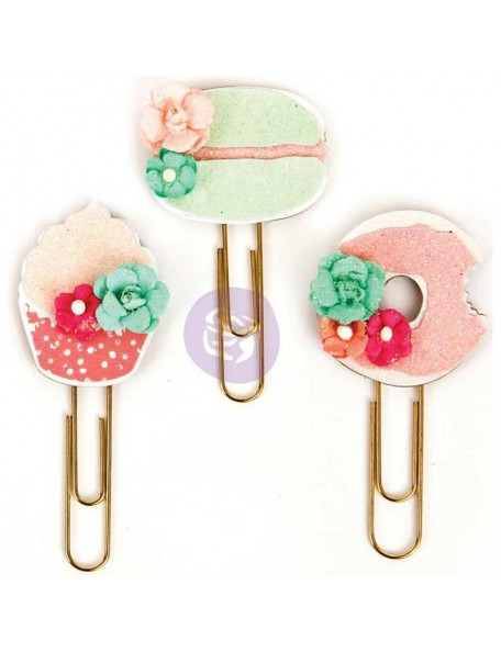 My Prima Planner Clips Sweet Tooth