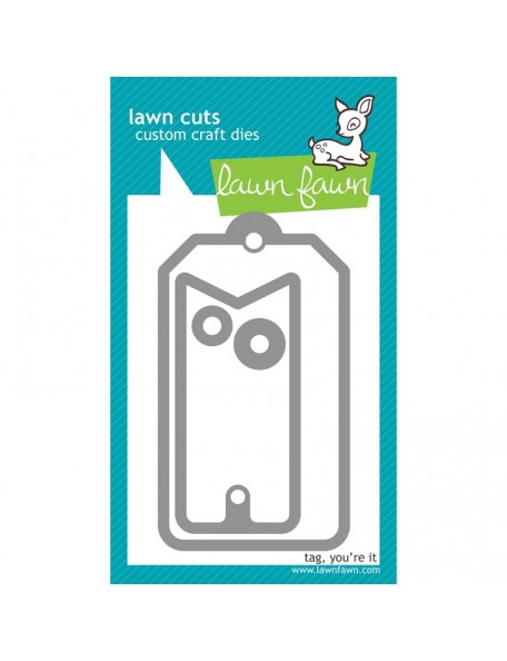 Lawn Cuts Custom Craft Die Everyday Tags