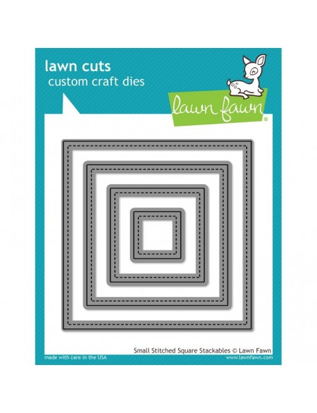 Lawn Cuts Custom Craft Stackables Dies Squares