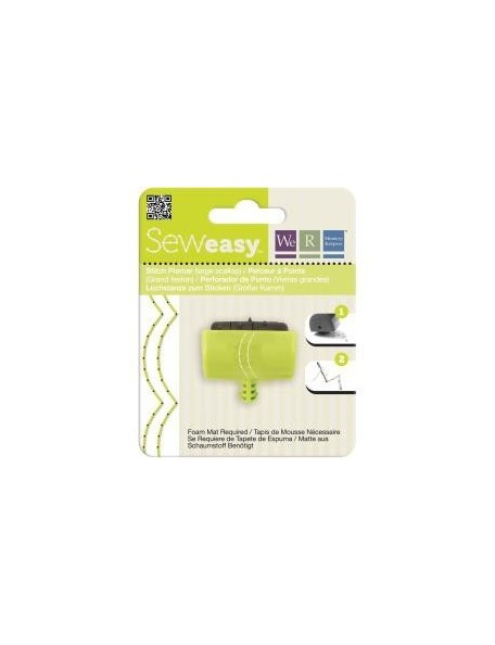 We R Memory Keepers Sew Easy Large Stitch Piercer Large Scallop