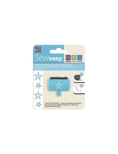 We R Memory Keepers Sew Easy Large Stitch Piercer Head Love