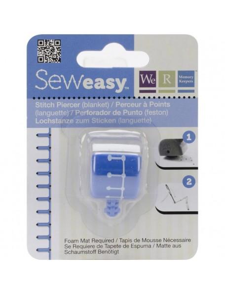 We R Memory Keepers Sew Easy Stitch Piercer Head Blanket