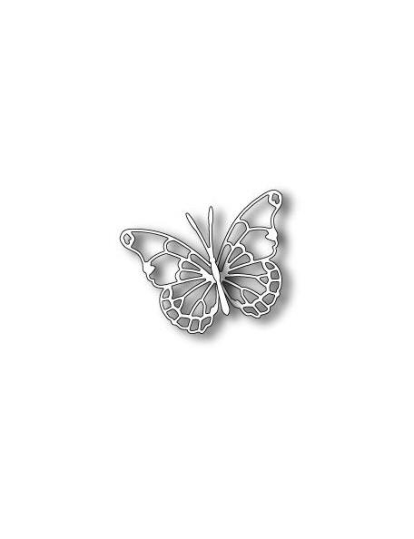 Memory Box Troquel/Die, Vivienne Butterfly DESCATALOGADA!!