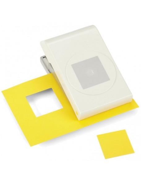 """Ek Tools Troqueladora para hacer cuadrados de 1.25"""""""