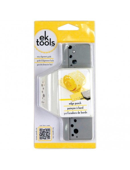 "EK Success Edge Punch, Swiss Cheese, 2""X1"""