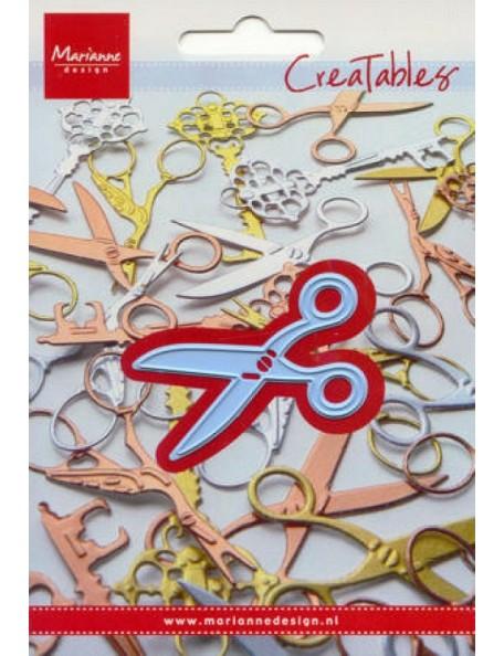 """Marianne Design Creatables Dies-Scissors, 2"""""""