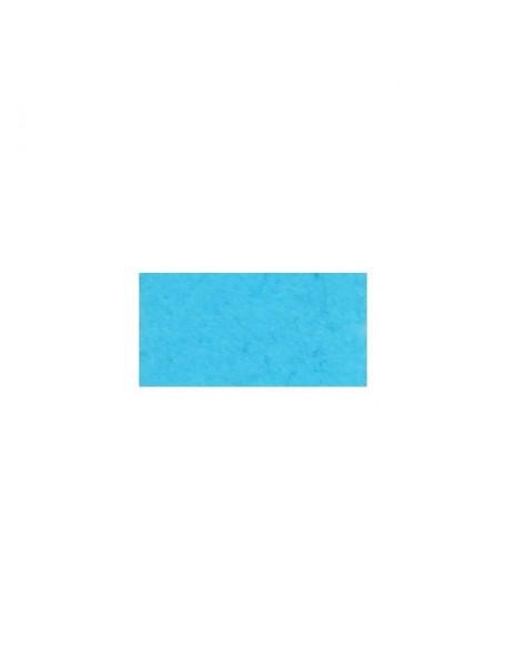 "Silhouette Flocked Heat Transfer Material 12""X36"" Azul Claro"