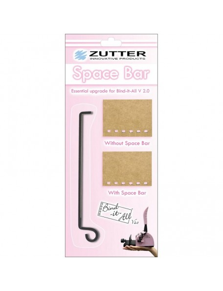Zutter Bind-It-All Space Bar