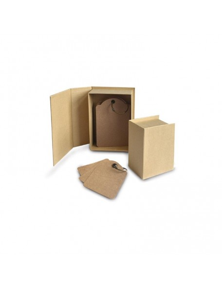 """Graphic 45 Album Caja Kraft 7,125""""x5""""x2,5"""""""