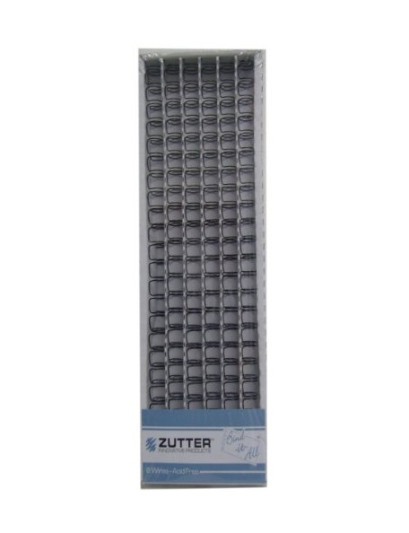 "Zutter Black Wires 3/8"" Pack de 6"