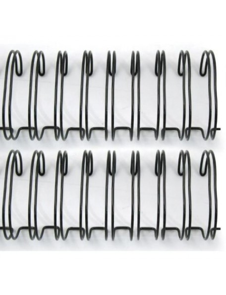 "Zutter Black Wires 1-1/4"" Pack de 4"