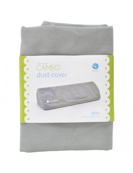 Silhouette Cameo Canvas Dust Cover Gris