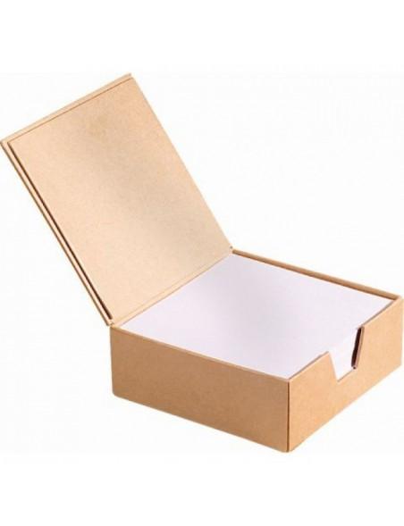 Caja De Hojas Incl. 100 Hojas 11 X 10,5 X 4 Cm