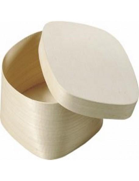 Knorr Prandell Caja de Madera 105 x 105 x 60 mm