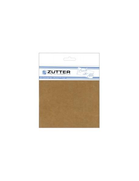 """Zutter Chipboard 4""""x4"""" (1 par)"""