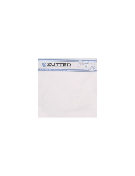 Zutter Covers White 4.1x4.1""