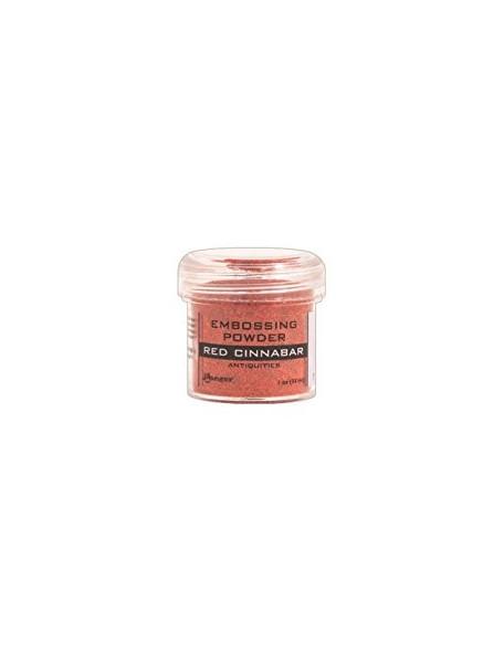 Ranger Embossing Powder Red Cinnabar (34 ml)